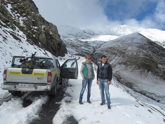 Road to Tusheti PA Credit: NACRES