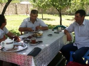 Shahdag NP, Azerbaijan