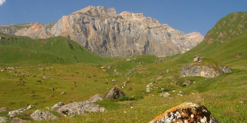 Shahdag NP, Azerbaijan Credit: Hartmut Mueller