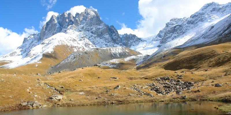 Kazbegi NP © Agency of Protected Areas, Georgia