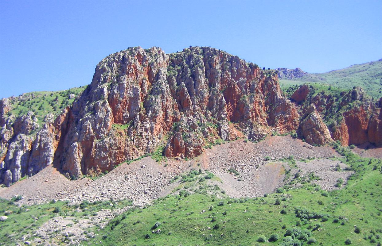 Gnishik Protected Area, © WWF-Armenia/A. Malkhasyan