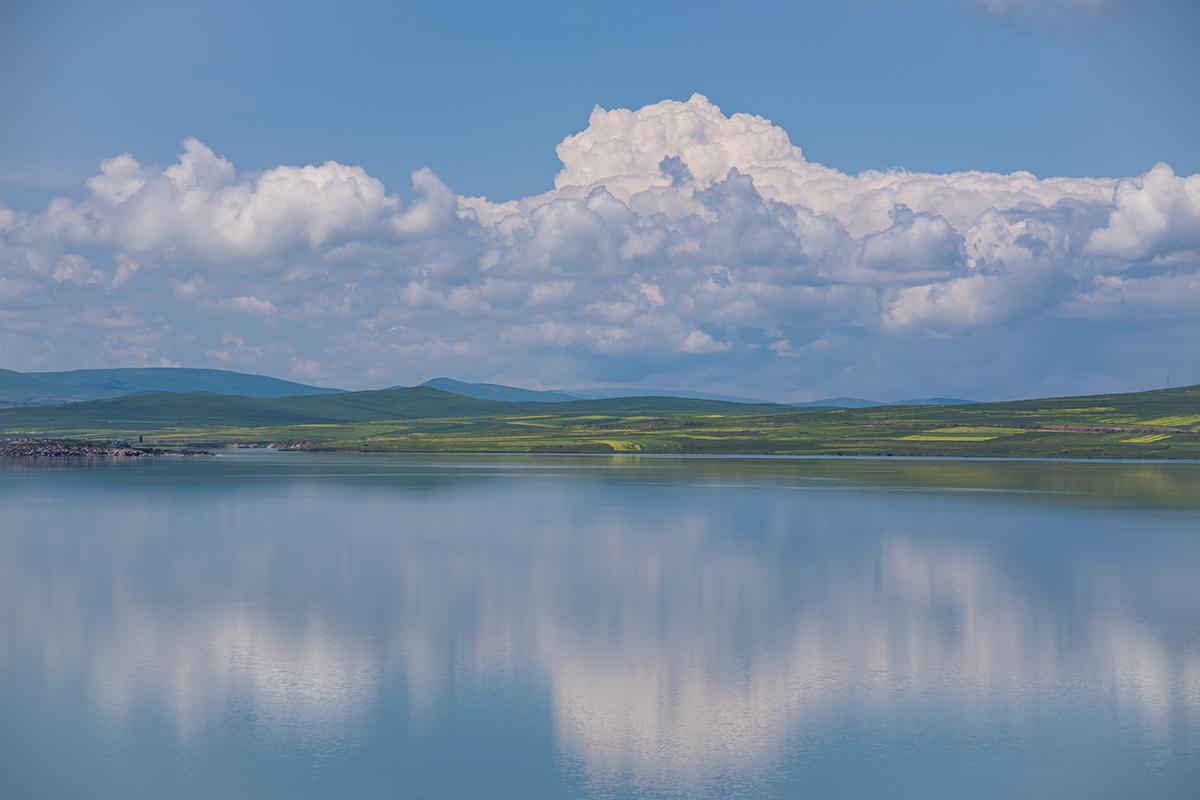 Javakheti National Park. Photo: Netional Geographics Georgia, Elizabeth Streeter