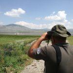 Ranger Gagika Markosyan. Photo: Caucasus Nature Fund