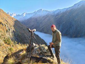 Biodiversity Monitoring – Tusheti Protected Areas Giorgi Arabuli from CNF