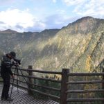 Biodiversity Monitoring – Tusheti Protected Areas colleagues from NACRES at work